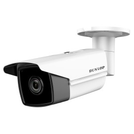 80 meter IR distance network camera with fixed lens with bullet type infrared