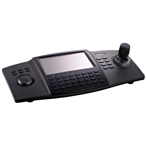 Ergonomic design with 800 × 480 LCD touch panel Control keyboard with screen up to 1080p resolution